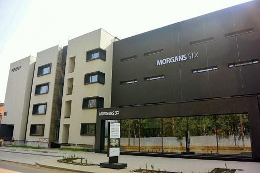 Morgan Six BAS-IP