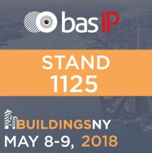BAS-IP на Buildings NY 2018 expo