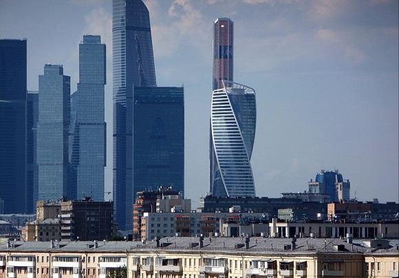 BAS-IP Москва Сити Эволюция 2