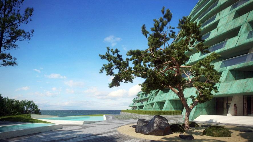 Reef RESIDENCE BAS-IP