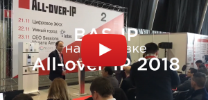 BAS-IP Moscow All-over-IP YouTube