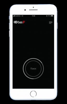 Мобильное приложение BAS-IP UKEY, вид 1
