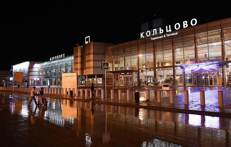 Международный аэропорт «Кольцово» BAS-IP