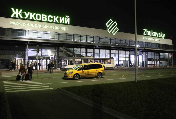 Международный аэропорт «Жуковский» BAS-IP