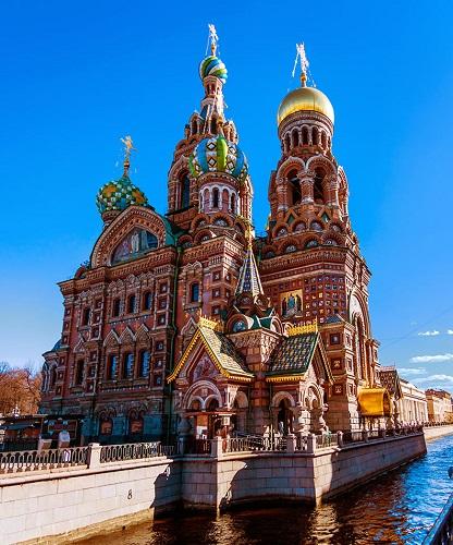 Спас на крови, Санкт-Петербург, BAS-IP