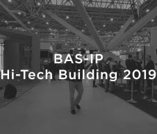 BAS-IP на Hi-Tech Building 2019 в Москве